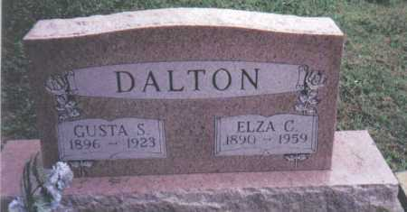 DALTON, ELZA C. - Adams County, Ohio | ELZA C. DALTON - Ohio Gravestone Photos
