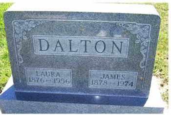 DALTON, LAURA - Adams County, Ohio | LAURA DALTON - Ohio Gravestone Photos