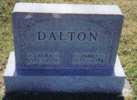 INLOW DALTON, LAURA - Adams County, Ohio | LAURA INLOW DALTON - Ohio Gravestone Photos