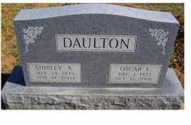 DAULTON, OSCAR L. - Adams County, Ohio | OSCAR L. DAULTON - Ohio Gravestone Photos