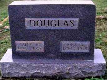 DOUGLAS, IONA B. - Adams County, Ohio | IONA B. DOUGLAS - Ohio Gravestone Photos