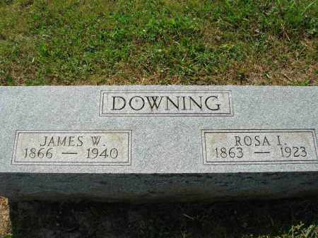 DOWNING, JAMES W - Adams County, Ohio | JAMES W DOWNING - Ohio Gravestone Photos