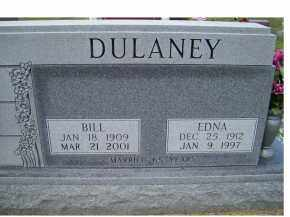 DULANEY, BILL - Adams County, Ohio | BILL DULANEY - Ohio Gravestone Photos