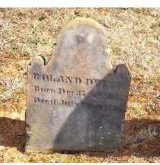 DWYER, ROLAND - Adams County, Ohio   ROLAND DWYER - Ohio Gravestone Photos
