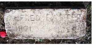 EASTER, ALFRED - Adams County, Ohio | ALFRED EASTER - Ohio Gravestone Photos