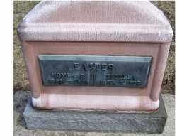 EASTER, ESTELLA - Adams County, Ohio | ESTELLA EASTER - Ohio Gravestone Photos