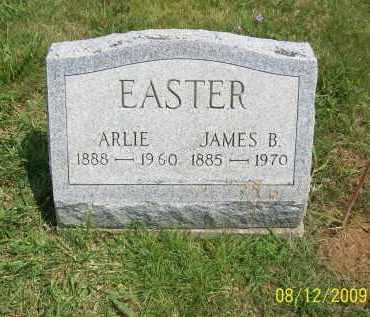 EASTER, JAMES B - Adams County, Ohio | JAMES B EASTER - Ohio Gravestone Photos