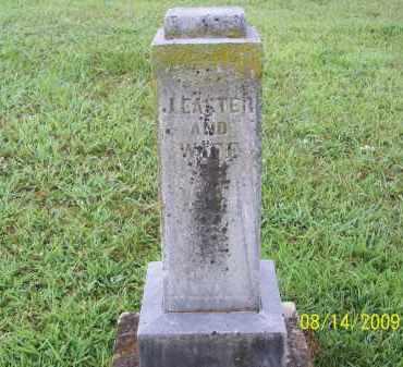 EASTER, J - Adams County, Ohio | J EASTER - Ohio Gravestone Photos