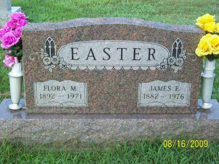 EASTER, JAMES E - Adams County, Ohio | JAMES E EASTER - Ohio Gravestone Photos
