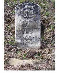EASTER, MALISSA - Adams County, Ohio | MALISSA EASTER - Ohio Gravestone Photos