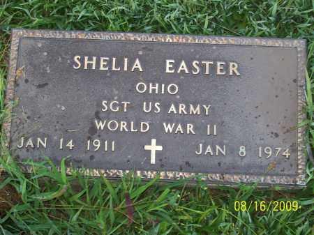 EASTER, SHELIA - Adams County, Ohio   SHELIA EASTER - Ohio Gravestone Photos