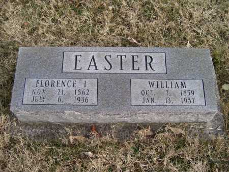 EASTER, FLORENCE I. - Adams County, Ohio | FLORENCE I. EASTER - Ohio Gravestone Photos