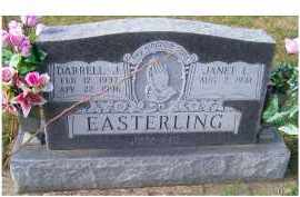 EASTERLING, JANET L. - Adams County, Ohio | JANET L. EASTERLING - Ohio Gravestone Photos