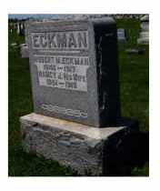 ECKMAN, ROBERT M. - Adams County, Ohio | ROBERT M. ECKMAN - Ohio Gravestone Photos