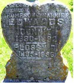 EDWARDS, DONNIE - Adams County, Ohio | DONNIE EDWARDS - Ohio Gravestone Photos