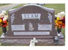 ELAM, PHYLLIS - Adams County, Ohio | PHYLLIS ELAM - Ohio Gravestone Photos