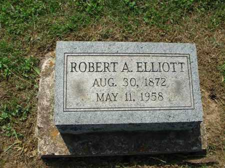 ELLIOTT, ROBERT A. - Adams County, Ohio | ROBERT A. ELLIOTT - Ohio Gravestone Photos