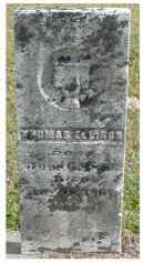 ELLISON, THOMAS - Adams County, Ohio | THOMAS ELLISON - Ohio Gravestone Photos