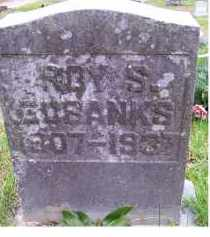 EUBANKS, ROY S. - Adams County, Ohio | ROY S. EUBANKS - Ohio Gravestone Photos