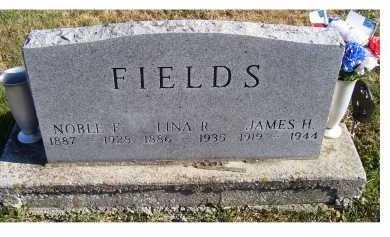 FIELDS, LINA R. - Adams County, Ohio | LINA R. FIELDS - Ohio Gravestone Photos
