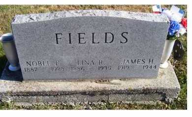 FIELDS, NOBLE F. - Adams County, Ohio | NOBLE F. FIELDS - Ohio Gravestone Photos
