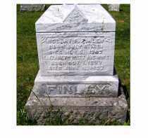 FINLEY, ROBERT - Adams County, Ohio | ROBERT FINLEY - Ohio Gravestone Photos