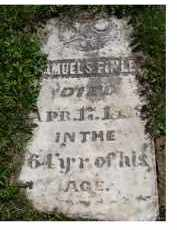 FINLEY, SAMUEL S. - Adams County, Ohio | SAMUEL S. FINLEY - Ohio Gravestone Photos