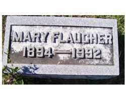 FLAUGHER, MARY - Adams County, Ohio   MARY FLAUGHER - Ohio Gravestone Photos