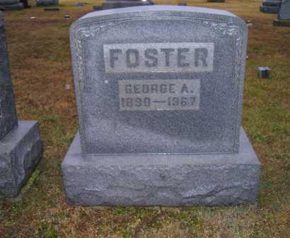 FOSTER, GEORGE A. - Adams County, Ohio | GEORGE A. FOSTER - Ohio Gravestone Photos