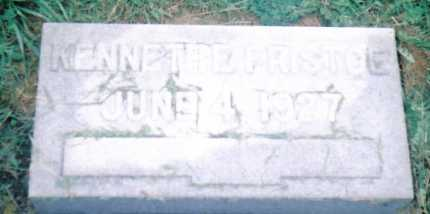 FRISTOE, KENNETH E. - Adams County, Ohio | KENNETH E. FRISTOE - Ohio Gravestone Photos