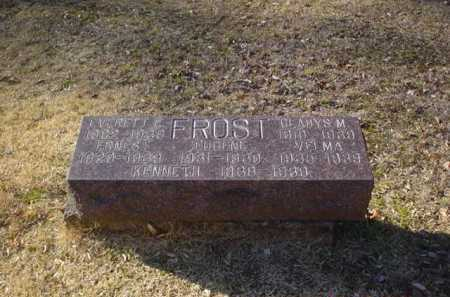 FROST, GLADYS M. - Adams County, Ohio | GLADYS M. FROST - Ohio Gravestone Photos