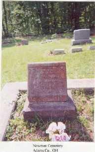 GARDNER, ARTHUR - Adams County, Ohio | ARTHUR GARDNER - Ohio Gravestone Photos