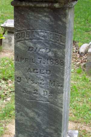 GARDNER, CORA ETHEL - Adams County, Ohio | CORA ETHEL GARDNER - Ohio Gravestone Photos