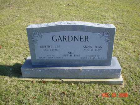 GARDNER, ANNA JEAN - Adams County, Ohio | ANNA JEAN GARDNER - Ohio Gravestone Photos