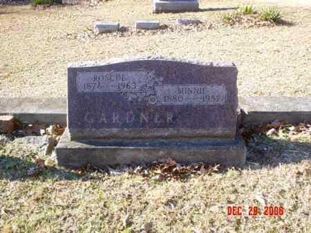 GARDNER, MINNIE - Adams County, Ohio | MINNIE GARDNER - Ohio Gravestone Photos