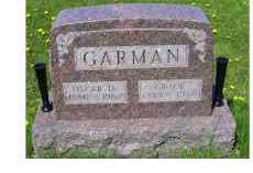 GARMAN, GRACE - Adams County, Ohio | GRACE GARMAN - Ohio Gravestone Photos