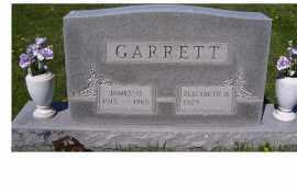 GARRETT, JAMES O. - Adams County, Ohio | JAMES O. GARRETT - Ohio Gravestone Photos