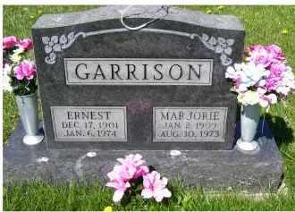 GARRISON, MARJORIE - Adams County, Ohio | MARJORIE GARRISON - Ohio Gravestone Photos