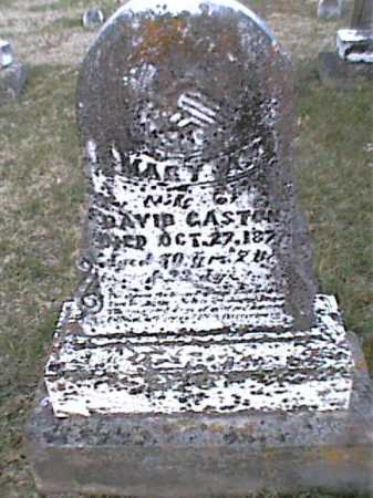 GASTON, MARY A. - Adams County, Ohio | MARY A. GASTON - Ohio Gravestone Photos