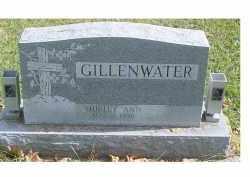 GILLENWATER, SHIRLEY ANN - Adams County, Ohio   SHIRLEY ANN GILLENWATER - Ohio Gravestone Photos