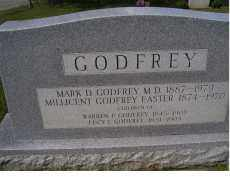 EASTER GODFREY, MILLICENT - Adams County, Ohio | MILLICENT EASTER GODFREY - Ohio Gravestone Photos