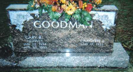 GOODMAN, CAROLYN J. - Adams County, Ohio | CAROLYN J. GOODMAN - Ohio Gravestone Photos