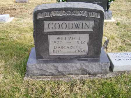 GOODWIN, WILLIAM J. - Adams County, Ohio | WILLIAM J. GOODWIN - Ohio Gravestone Photos