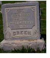 GREEN, MARY C. - Adams County, Ohio   MARY C. GREEN - Ohio Gravestone Photos