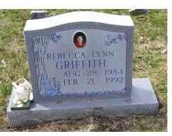 GRIFFITH, REBECCA LYNN - Adams County, Ohio | REBECCA LYNN GRIFFITH - Ohio Gravestone Photos
