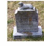 GROOMS, CARL RUSSEL - Adams County, Ohio   CARL RUSSEL GROOMS - Ohio Gravestone Photos