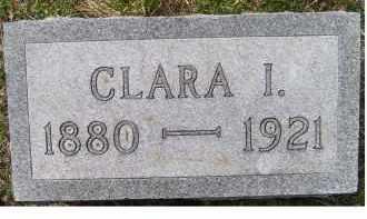 GROOMS, CLARA I. - Adams County, Ohio | CLARA I. GROOMS - Ohio Gravestone Photos