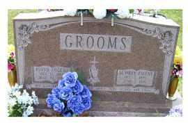 GROOMS, FLOYD EUGENE - Adams County, Ohio | FLOYD EUGENE GROOMS - Ohio Gravestone Photos