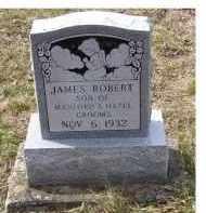 GROOMS, JAMES ROBERT - Adams County, Ohio | JAMES ROBERT GROOMS - Ohio Gravestone Photos