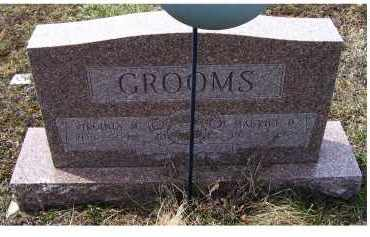 GROOMS, MAURICE D. - Adams County, Ohio | MAURICE D. GROOMS - Ohio Gravestone Photos